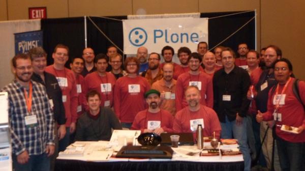 Plone at Pycon