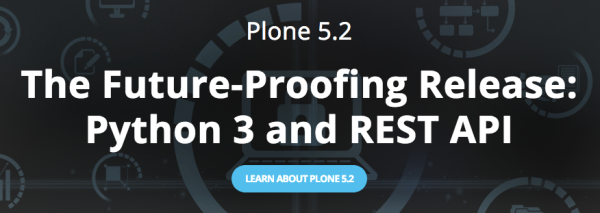 Plone 5.2, The Future-Proofing Release: Python 3 and REST API